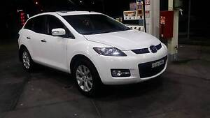 Mazda cx7 turbo sports luxury (Cheap car) urgent sale Sydney City Inner Sydney Preview
