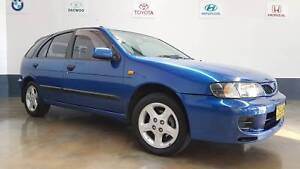 1999 Nissan Pulsar Hatchback SSS North St Marys Penrith Area Preview