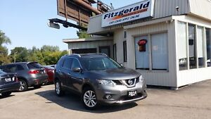 2014 Nissan Rogue SV AWD - BACK-UP CAM! SUNROOF!