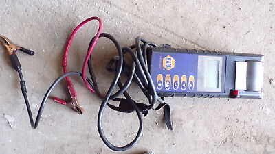 Napa MDX-225 Battery Conductance and Electrical System Analyzer 0612600036