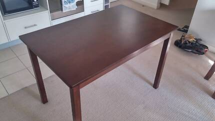 Solid Pine Dining Table Phillip Woden Valley Preview