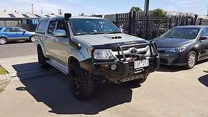 2007 Toyota Hilux SR5 Duel Cab Ute AUTO TURBO DIESEL EXTRAS Williamstown North Hobsons Bay Area Preview