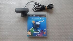 PlayStation Move Starter Disc PS3 & PS3 Eye Camera for use with PS3 Move control