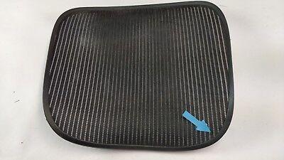 Herman Miller Aeron Chair Seat Mesh Black Pellicle W Blemish Size C Large 61