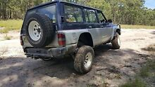 1990 Nissan patrol Lakelands Lake Macquarie Area Preview