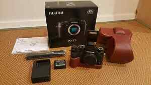 Fujifilm XT1 Body with free Leather case, like New! Doonside Blacktown Area Preview