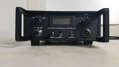 Labsphere Lm-3000 Photometer Radiometer