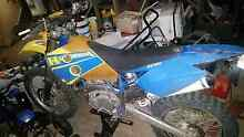 2004 husaberg fe650 Maryborough Fraser Coast Preview