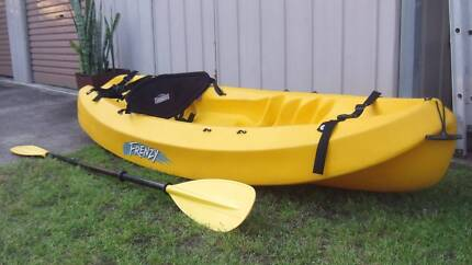 FRENZY OCEAN KAYAK Birkdale Redland Area Preview