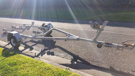 Boat trailer, suits up to 4.8mtr boat Wollongong 2500 Wollongong Area Preview