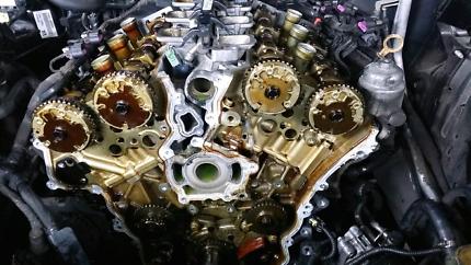 Holden Commodore Ve Vz Alloytec Timing Chain Install