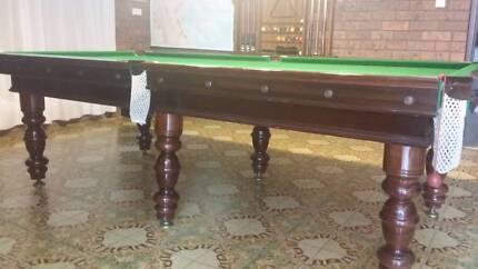 "8""x 4""Slate Billiard Table"