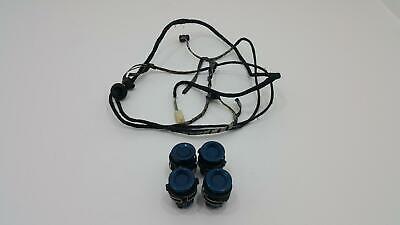 2002 Nissan Micra K11 Set Of Rear Parking Sensors & Loom 0263009049