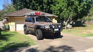1998 Nissan Patrol Wagon Oxenford Gold Coast North Preview