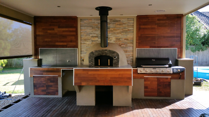 WOOD FIRE PIZZA OVEN....PRICED FROM