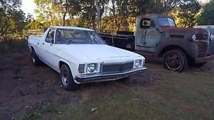 1978 Holden Kingswood HZ Ute Gympie Gympie Area Preview
