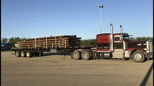 overtime for truck drivers in alberta