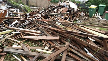 FREE FIREWOOD or for furniture Jarrah timber good condition City Beach Cambridge Area Preview