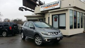 2013 Nissan Murano SL AWD! LEATHER! BACK-UP CAM!