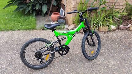 7-8 y.o. boys bike