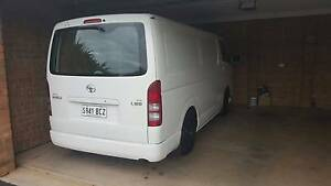 2007 Toyota Hiace Van/Minivan Blakeview Playford Area Preview