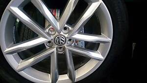 "2016 VW 17"" Rims and Tyres 235/45R17 Dandenong South Greater Dandenong Preview"