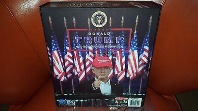 "DID 1/6 Scale 12"" US President Donald J Trump Action Figure AP002"