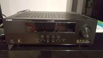 Yamaha amplifier AV Receiver RX-V465 5.1