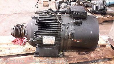 Yaskawa Ac Spindle Motor Eea-ikmeeaikm11 Kw15 Kw3 Phase