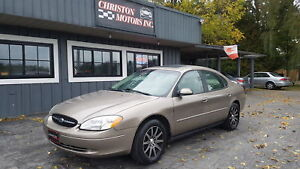 2002 Ford TAURAS SEL ONLY 108K! CERTIFIED ETESTED  $2499+taxes