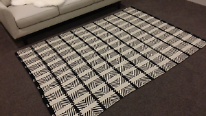 Charcoal & Cream Rug Westmead Parramatta Area Preview