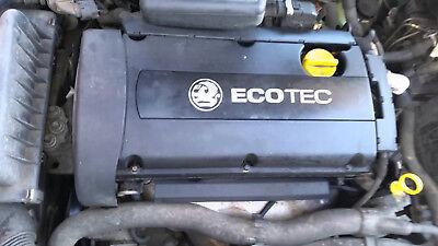 16 Ps Motoren (Opel 1,6 16v Motor Z16XEP 77KW 105PS Astra Corsa Agila 100tkm-140tkm)