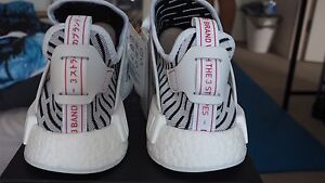 Adidas NMD XR1 PK Zebra Size US 10 Coopers Plains Brisbane South West Preview
