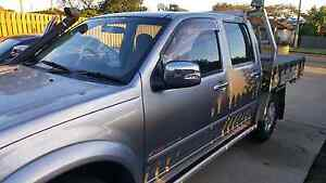2006 holden rodeo dual cab 4wd Ormiston Redland Area Preview