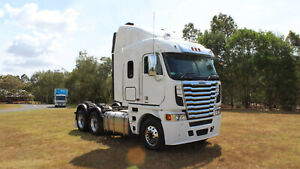 Freightliner Argosy is the only CAB OVER truck in Australia that gives you the complete package Rocklea Brisbane South West Preview