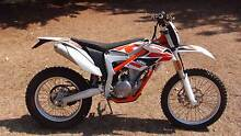 Brand New KTM Freeride Gravelly Beach West Tamar Preview
