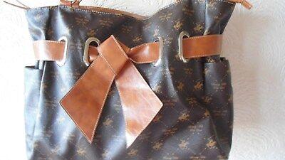 Tasche Marken Tasche  Beverly Hills Polo Club - Damen Tasche Größe 38 x 33 cm