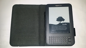Kindle 3G WiFi with Kindle Case Seaford Rise Morphett Vale Area Preview