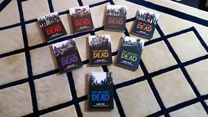 The Walking Dead Graphic Novel Hardcovers
