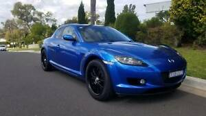 Mazda RX8 2003 Auto, Air, Leather, Work VS/SS Wheels