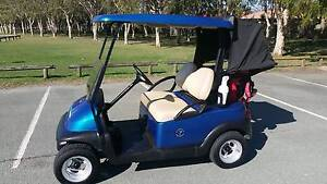 CLUB CAR PRECEDENT GOLF BUGGY BRAND NEW BATTERIES CUSTOM CART Helensvale Gold Coast North Preview