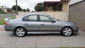 Ford ba xr6 Newcastle Newcastle Area Preview