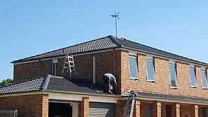 Roof painting & cleaning Hornsby Hornsby Area Preview