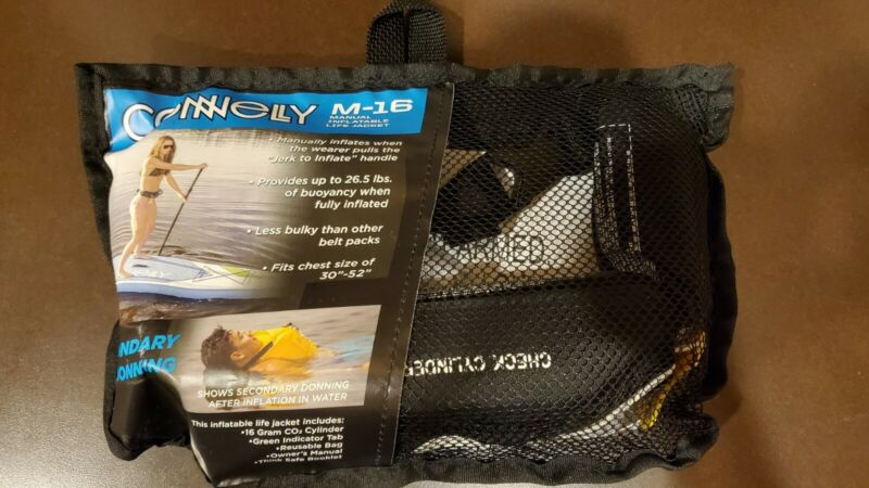 Connelly M-16 SUP Inflatable Belt Pack Vest