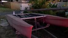 Catamaran needs tlc.... trailer not included Bassendean Bassendean Area Preview
