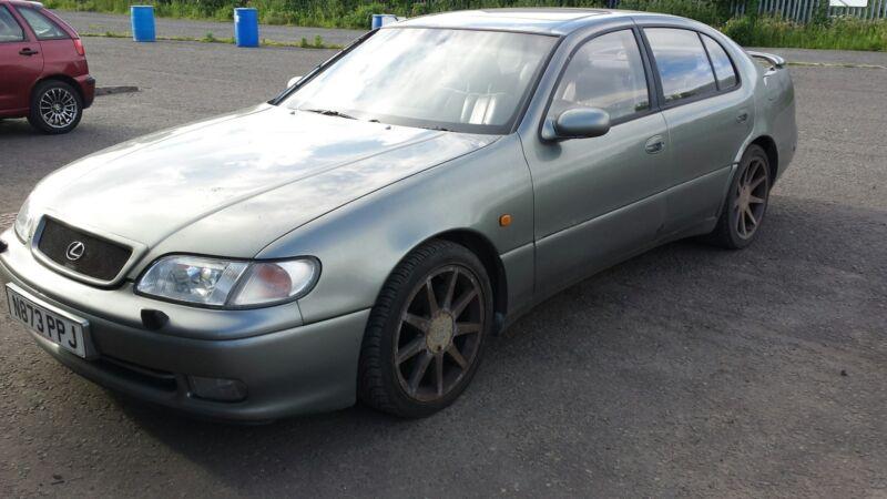 1993 1994 1995 1996 1997 Lexus GS300 **BREAKING** 3.0 Petrol Engine Wiring Loom