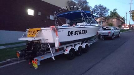 Fisherman's Dream De-STRESS Tow Away Today