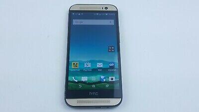 HTC One M8 32GB Amber Gold (Sprint) Smartphone Harman/Kardon IMEI? READ J1688 segunda mano  Embacar hacia Mexico