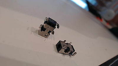 Samsung Series 7 ultrabook dc power jack socket input port connector dc input in