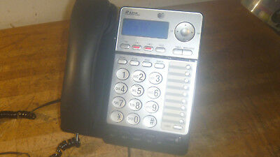 Att 2 Line Home-office Phone Caller Id Speaker Conference Hs Jack - Ml17928